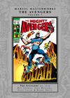 Cover for Marvel Masterworks: The Avengers (Marvel, 2003 series) #7 [Regular Edition]