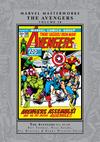 Cover for Marvel Masterworks: The Avengers (Marvel, 2003 series) #10 [Regular Edition]