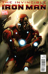 Cover Thumbnail for Invincible Iron Man (2008 series) #33