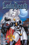 Cover for Brian Pulido's Lady Death Leather & Lace 2005 (Avatar Press, 2005 series)  [Adrian]