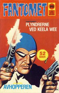 Cover Thumbnail for Fantomet (Nordisk Forlag, 1973 series) #16/1976