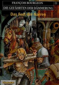 Cover Thumbnail for Die Gefährten der Dämmerung (Carlsen Comics [DE], 1995 series) #3