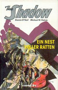 Cover Thumbnail for The Shadow (Carlsen Comics [DE], 1990 series) #1 - Ein Nest voller Ratten