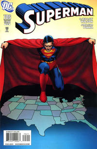 Cover Thumbnail for Superman (DC, 2006 series) #706 [Direct]