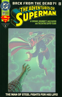 Cover Thumbnail for Adventures of Superman (DC, 1987 series) #500 [Collector's Set]
