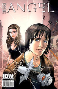 Cover Thumbnail for Angel (IDW, 2009 series) #21 [Cover A - Gabriel Rodriguez]