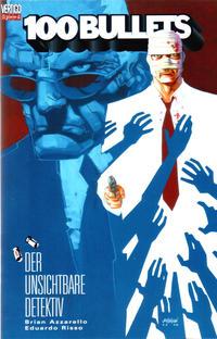 Cover Thumbnail for 100 Bullets (Tilsner, 2001 series) #8 - Der unsichtbare Detektiv