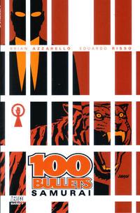 Cover for 100 Bullets (Panini Deutschland, 2007 series) #7 - Samurai