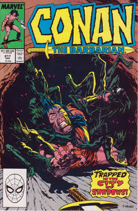Cover Thumbnail for Conan the Barbarian (Marvel, 1970 series) #217 [Direct]