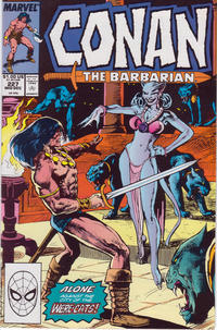 Cover Thumbnail for Conan the Barbarian (Marvel, 1970 series) #227 [Direct Edition]