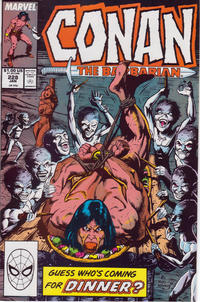 Cover Thumbnail for Conan the Barbarian (Marvel, 1970 series) #228 [Direct Edition]
