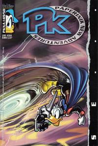 Cover Thumbnail for Pk Paperinik New Adventures (The Walt Disney Company Italia, 1996 series) #49 - #50
