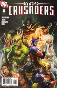 Cover Thumbnail for The Mighty Crusaders (DC, 2010 series) #6