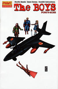 Cover Thumbnail for The Boys (Dynamite Entertainment, 2007 series) #49