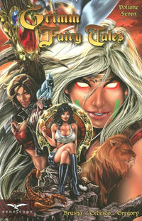 Cover Thumbnail for Grimm Fairy Tales (Zenescope Entertainment, 2006 series) #7