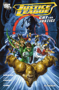 Cover Thumbnail for DC Premium (Panini Deutschland, 2001 series) #70 - Justice League: Cry for Justice