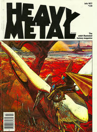 Cover for Heavy Metal Magazine (Heavy Metal, 1977 series) #[4]