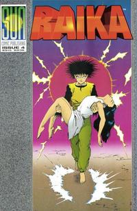 Cover Thumbnail for Raika (Sun Comic Publishing, 1992 series) #4