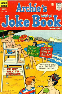 Cover Thumbnail for Archie's Joke Book Magazine (Archie, 1953 series) #128