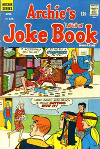 Cover Thumbnail for Archie's Joke Book Magazine (Archie, 1953 series) #135