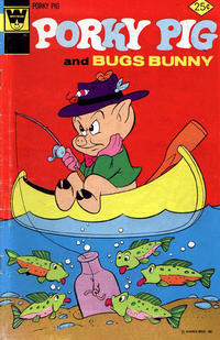 Cover Thumbnail for Porky Pig (Western, 1965 series) #55 [Whitman]