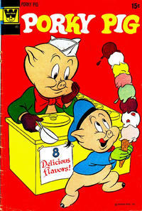 Cover Thumbnail for Porky Pig (Western, 1965 series) #42 [Whitman]