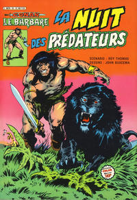 Cover Thumbnail for Conan le Barbare (Arédit-Artima, 1979 series) #15