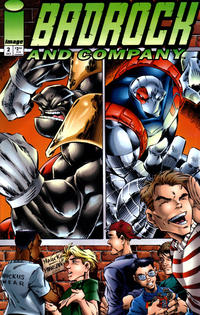 Cover Thumbnail for Badrock & Company (Image, 1994 series) #2 [Direct Edition]