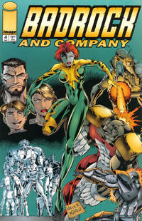 Cover Thumbnail for Badrock & Company (Image, 1994 series) #4