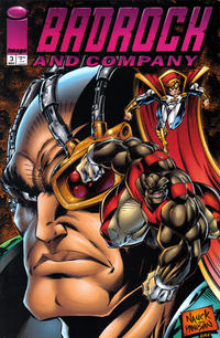 Cover Thumbnail for Badrock and Company (Image, 1994 series) #3