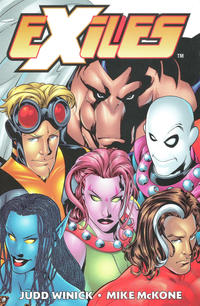 Cover Thumbnail for Exiles (Marvel, 2002 series) #1 - Down the Rabbit Hole