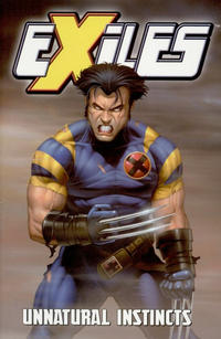 Cover Thumbnail for Exiles (Marvel, 2002 series) #5 - Unnatural Instincts