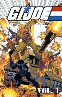 Cover Thumbnail for G.I. Joe (Marvel, 2002 series) #1