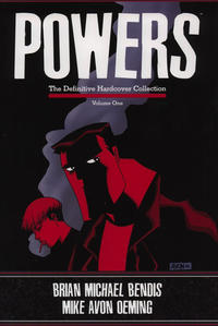 Cover Thumbnail for Powers: The Definitive Hardcover Collection (Marvel, 2006 series) #1