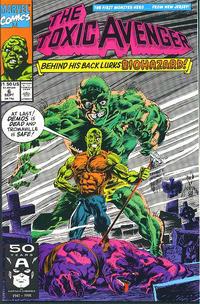Cover Thumbnail for Toxic Avenger (Marvel, 1991 series) #6