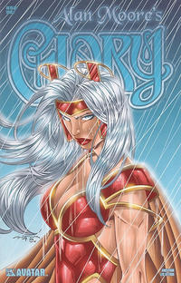 Cover Thumbnail for Alan Moore's Glory (Avatar Press, 2001 series) #1 [Park Cover]