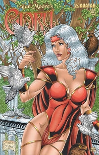 Cover Thumbnail for Alan Moore's Glory (Avatar Press, 2001 series) #1 [Shaw Cover]