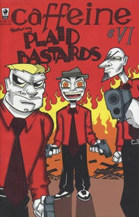 Cover Thumbnail for Caffeine (Slave Labor, 1996 series) #6