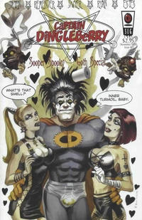 Cover Thumbnail for Captain Dingleberry Sooper Spooky Goth Special (Slave Labor, 2000 series) #7