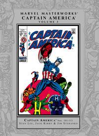 Cover Thumbnail for Marvel Masterworks: Captain America (Marvel, 2003 series) #3 [Regular Edition]