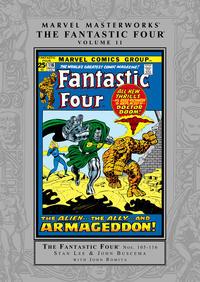 Cover Thumbnail for Marvel Masterworks: The Fantastic Four (Marvel, 2003 series) #11 [Regular Edition]