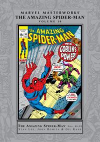 Cover Thumbnail for Marvel Masterworks: The Amazing Spider-Man (Marvel, 2003 series) #10 [Regular Edition]