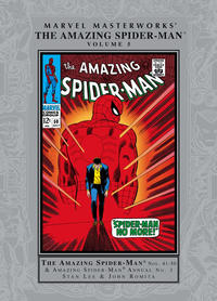 Cover Thumbnail for Marvel Masterworks: The Amazing Spider-Man (Marvel, 2003 series) #5 [Regular Edition]