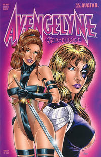 Cover Thumbnail for Avengelyne: Seraphicide (Avatar Press, 2001 series) #1/2