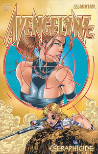 Cover Thumbnail for Avengelyne: Seraphicide (Avatar Press, 2001 series) #1 [Martin]