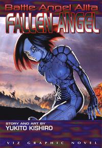 Cover Thumbnail for Battle Angel Alita: Fallen Angel (Viz, 1997 series)