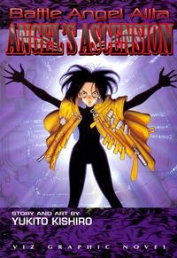Cover Thumbnail for Battle Angel Alita: Angel's Ascension (Viz, 1998 series)