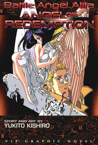 Cover Thumbnail for Battle Angel Alita: Angel of Redemption (Viz, 1996 series)