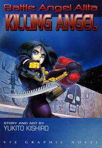 Cover Thumbnail for Battle Angel Alita: Killing Angel (Viz, 1995 series)