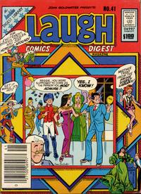 Cover Thumbnail for Laugh Comics Digest (Archie, 1974 series) #41